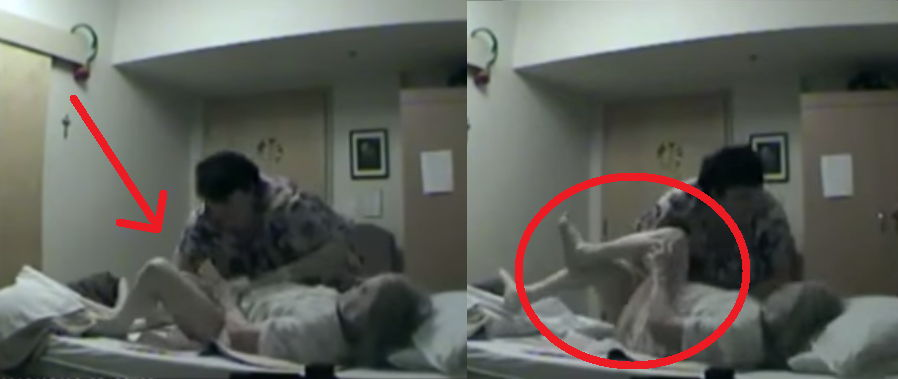 Nursing home aides convicted of elder abuse from hidden camera footage